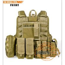Colete à prova de Tactical Vest colete exército ISO padrão à prova d'água e retardante de chamas