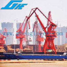 Freight Yard Slewing and Luffing Mobile Portal Crane