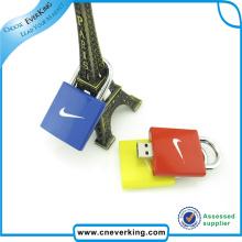 Traction USB personnalisée en forme de verrouillage