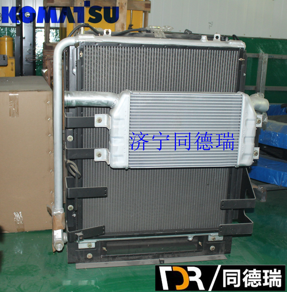 Radiator Assy Pc200 7