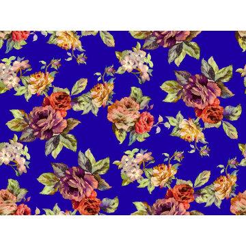 Moda Swimwear Tecido Impressão Digital Asq-051