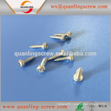 Wholesale from china pan flanged head plastic pan head self tapping screw