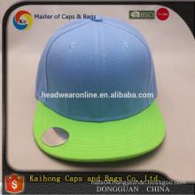 2015 Summer Snapback Cap Beer Bottle Opener Snapback Hats