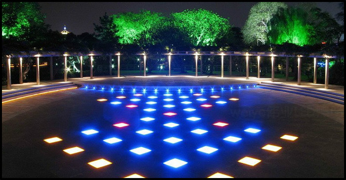 Garden LED Underground light