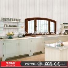 Lampe à souder décorative imperméable WPC / PVC pour l'intérieur