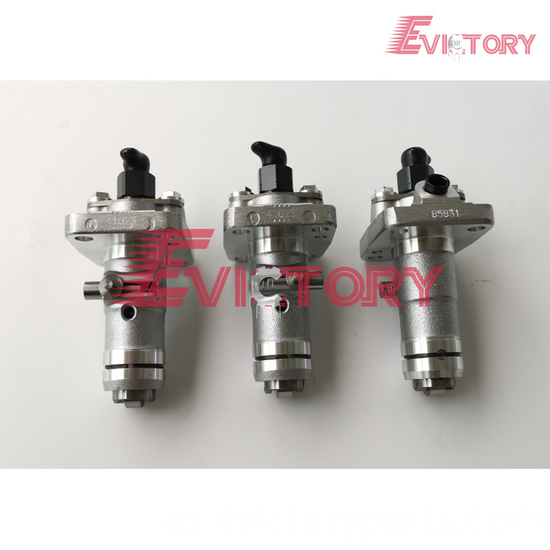 3LD1 fuel pump 3pcs (2)