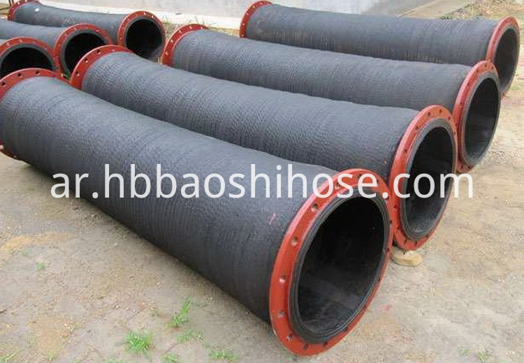 Sludge Discharge Pipe