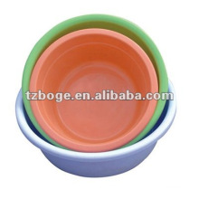 Kunststoff-Spritzguss / Kunststoff-Waschbecken