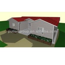 light steel fabricated house/home