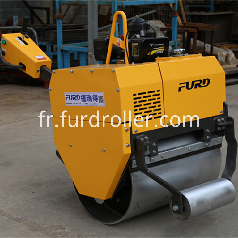 FYL-750 Single Drum Roller