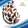 Microfibre mobile phone bag