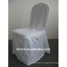 100% Polyester Stuhlabdeckung, Hotel / Bankett Stuhlbezüge