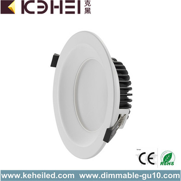 15W Down Light White Black Silver 5 Pulgadas