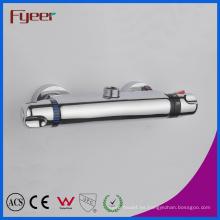 Grifo termostático de la ducha del control de la temperatura de Fyeer (QH0202)