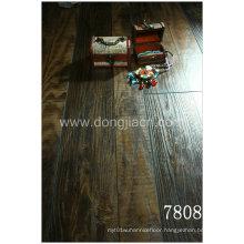 Exotic Synchronized Walnut Laminate Flooring 7808