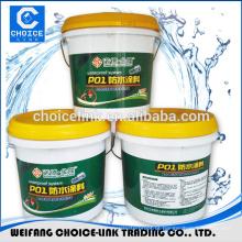 Impermeabilização de poliuretano de componente único Pintura \ revestimento impermeável
