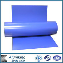 Prepainted Aluminium Sheet/ Plate for PS Plate Printing