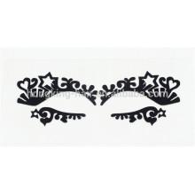Etiqueta privada Halloween Eye Tattoo Makeup stickers Sombra de ojos para mujeres