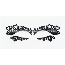 Private Label Halloween Eye Tattoo Makeup stickers Eyeshadow for women