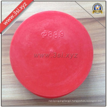 Injection-Moulded LDPE Durable Pipe Protecion Covers (YZF-H341)