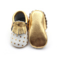 2018 Hot On Sale Soft Material Baby Moccasins