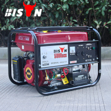 BISON (CHINA) OHV Elemax Design Honda Motor Benzin Generator 5000DX