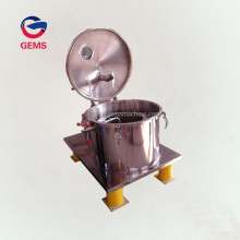 Machine de centrifugeuse de décanteur de machine de séparateur de centrifugeuse de laboratoire