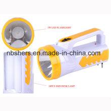 2 Funciones Solar LED Lámpara de escritorio