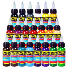 price cheap tattoo ink Pigment kit NEW 21Colors 30ml/bottle Tattoo Ink