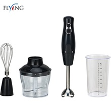 Hand Blender Set With Stainless Steel Stick