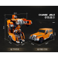 Intelligent Shape Shifting Robot 2.4G RC Distortion Déformation Stunt Cars Remote Robot Toys