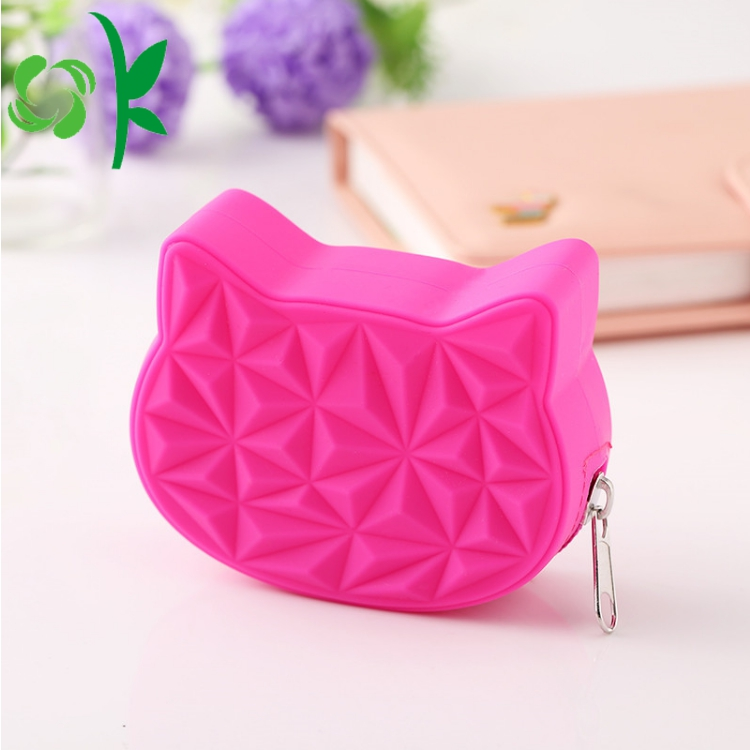 Custom Design Silicone Purse