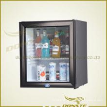 Sn Refrigerador de porta de vidro comum