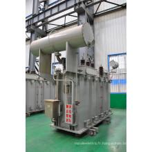 66kv Deux bobinages, tension de décharge hors tension Réglage de la distribution Transformateur de puissance