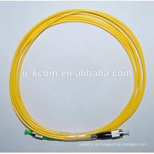 FC / APC-FC / UPC Simplex SM Cable de conexión de fibra óptica
