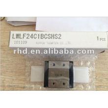 IKO Linear way,linear guide LWLF series. slide unit LWLF24C1BCSHS2