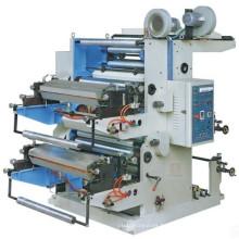 Máquina de impresión flexográfica bicolor 2800