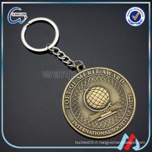 Porte-clés personnalisé bon marché personnalisé (keychain-40)