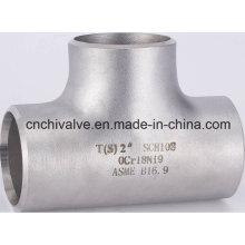 Tube sans soudure en acier inoxydable à base de carbone / acier inoxydable