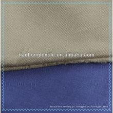 tecido de algodão 100% algodão weave liso