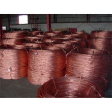 Sucata de fio de cobre