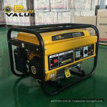 für Honda Generator 1.5kVA 220V Medium Benzin Generator 2500