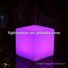 30cm Induction Charging Nightclub, disco LED Cube
