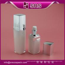 China Garrafa de Loção de plástico bonito, garrafa de bomba de sabão plástico para creme