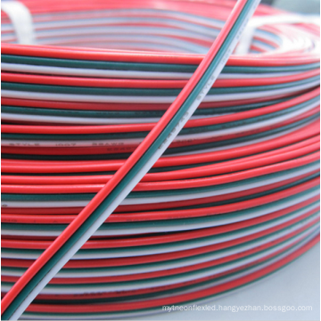 3 wire 18/20/22 AWG Tinned Copper Extension Cable wire