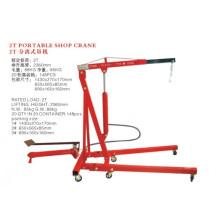 2 Ton Portable Shop Crane