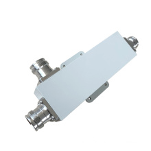550-6000MHz IP65 4.3-10 Female RF 10dB Directional Coupler
