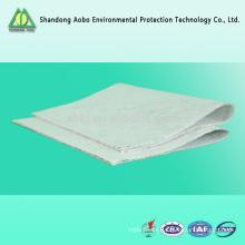 Ausgereifte Technologie Vliesstoff Wasser und Öl abweisend und Anti-Stati Luftfilter Filz / Filtertuch