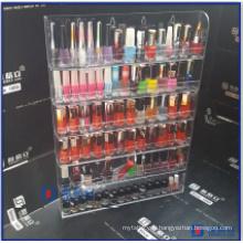 Organiseur en acrylique en gros pour ongles