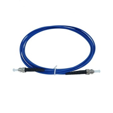 ST ke ST OM5 Simplex Armored Patch Cord